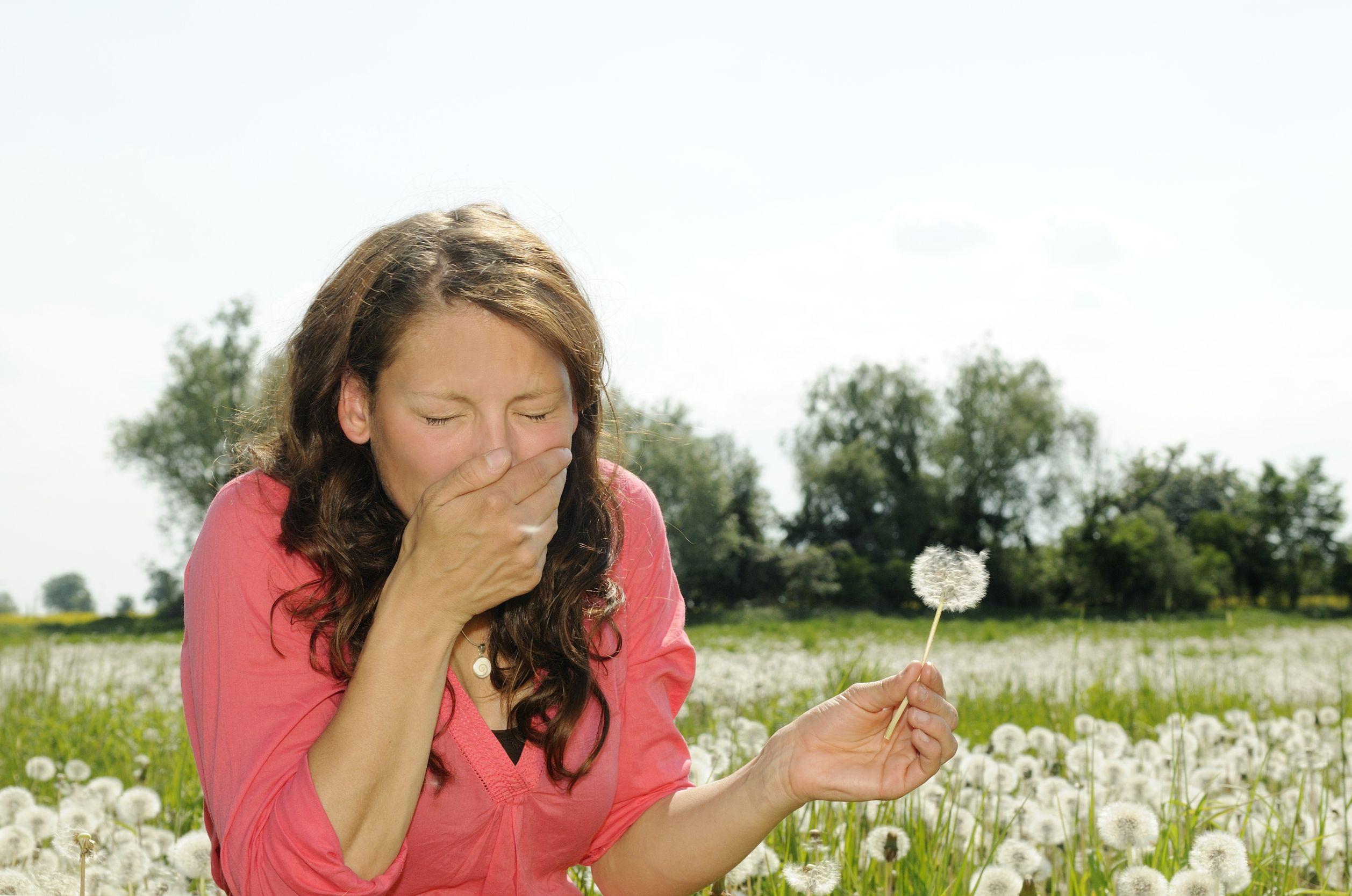 Frühling – endlich ohne Allergie!